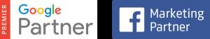 100 Degrees Online Marketing - Partner Badges